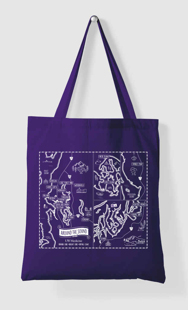 Primary Care Tote Bag